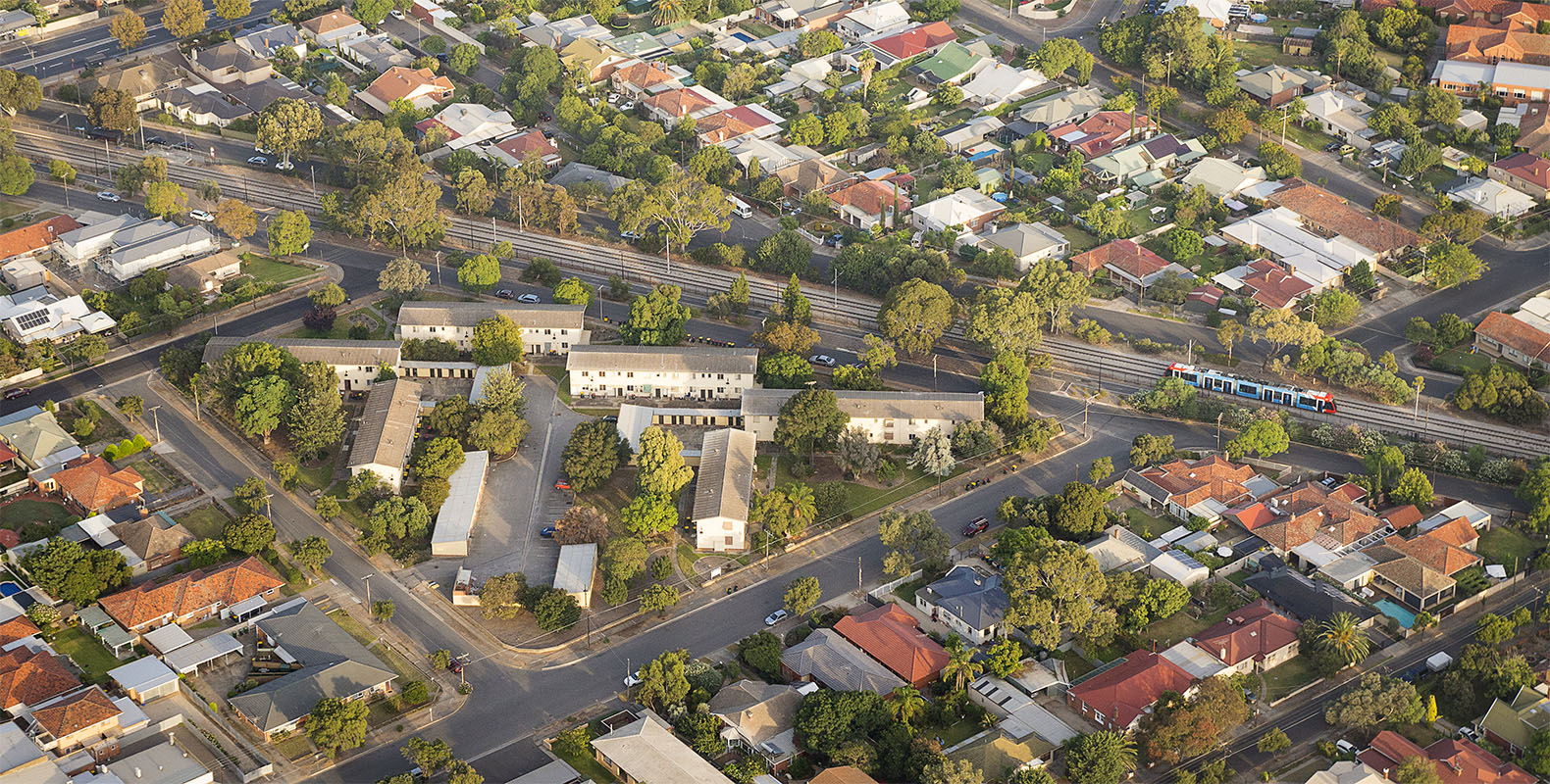 Image result for Infill housing adelaide