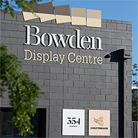 Read Bowden Display Centre first display centre opens