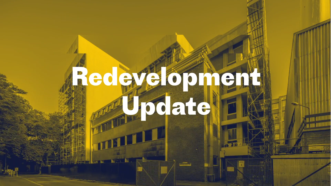 Redevelopment Update