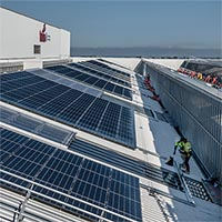 Read First panels laid for one of Australia's largest solar arrays