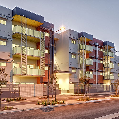 Apartment Price: Apartment Cost Demonstration Project