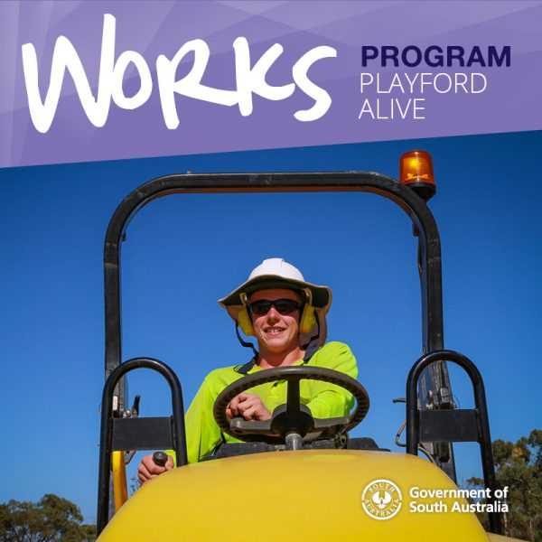 Works Program at Playford Alive